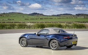 Sport Venture an even more special Mazda MX-5