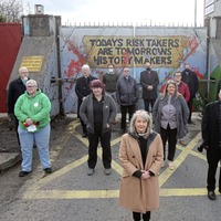 Clergy walk in solidarity through parts of Belfast impacted by violence