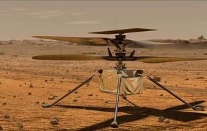 Nasa gets ready to fly helicopter on Mars for first time