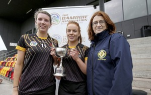 New Camogie President Hilda Breslin: respect for progress camogie has been making in Ulster