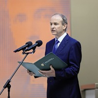 Taoiseach Micheál Martin warns north must not 'spiral back'