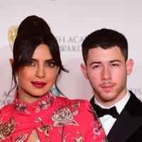 In pictures: Priyanka Chopra Jonas and Nick Jonas loved up at the Baftas