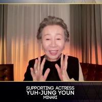 Korean actress Yuh-Jung Youn thanks 'snobbish' Brits after Bafta win