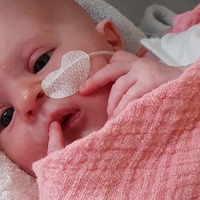 Baby girl is 50th patient to get pioneering transplant at GOSH