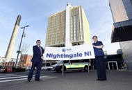 Nightingale hospital de-escalated