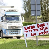 Checks proposed for Irish land border will not solve sea border issues, MPs told