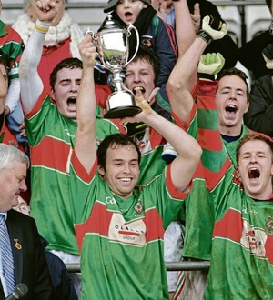 Glory Days: Lisnaskea Emmetts in for the Kille with All-Ireland glory