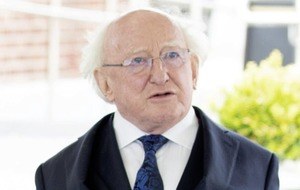 President Michael D Higgins to appear on The Late Late Show to mark his 80th birthday