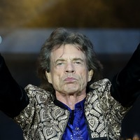 Sir Mick Jagger treats fans to new music and a surprise collaboration
