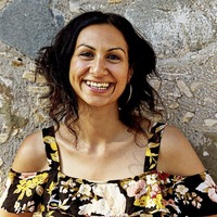 Yasmin Khan: Food is one of the few ways to can escape the reality of what's going on around you
