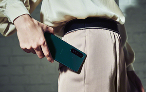 Sony unveils trio of new Xperia smartphones