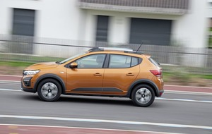 Poor safety score for Dacia but praise for VW and Skoda