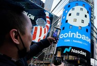 Cryptocurrency exchange Coinbase soars in US market debut