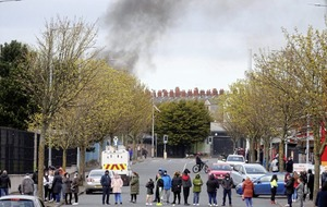 Jake O'Kane: Unionist politicians have uttered an awful lot of buts about rioting