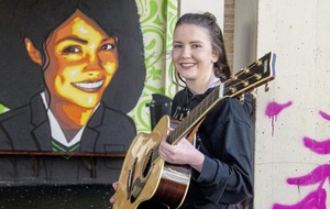 Co Tyrone teen joins forces with Afghan orchestra for peace-building song