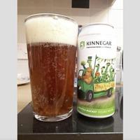 Craft Beer: Kinnegar's Shuttlebucket makes me feel all rye