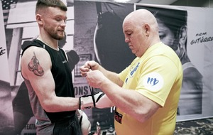 Lightweight wrecking ball James Tennyson primed for world title challenge