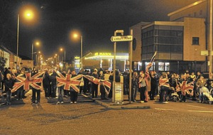 Newton Emerson: Road-blocking loyalists should heed the lessons of the flag protests