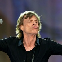 Mick Jagger auctions online artwork in aid of grassroots music venues