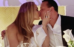 Sleb Safari:  J.Lo and A-Rod -  A retrospective