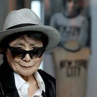 Yoko Ono to launch billboard artwork on Earth Day