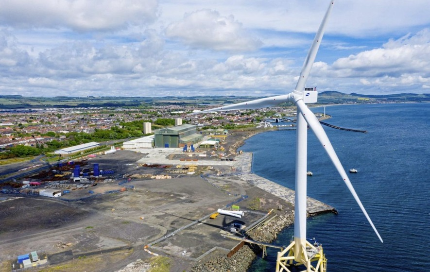 H&W secures wind turbines order - but work will be done in Scotland