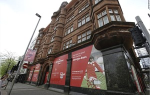 Administrators of George Best Hotel still considering completing Belfast hospitality project