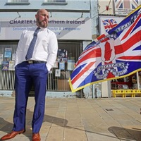Band linked to UDA commander Dee Stitt promotes unnotified loyalist protest parade
