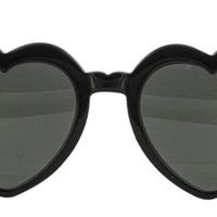 On Trend: Five of the best heart-shaped sunglasses