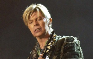 David Bowie's 'Major Tom' guitar going up for auction