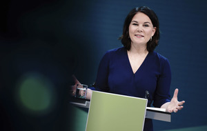 German Greens choose Annalena Baerbock as candidate for chancellor