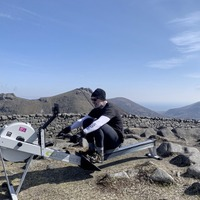 Why Co Down man Ian is rowing up Mournes in support of Darkness Into Light