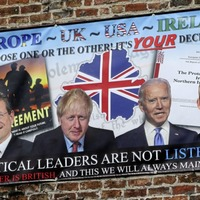 New loyalist anti-Protocol banners put up across parts of the north