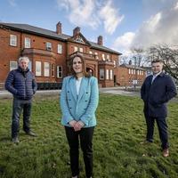 £1.5m refurbishment plan for former Ebrington officers' mess