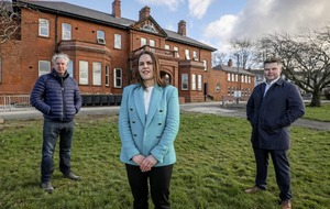 £1.5m refurbishment plan for former Ebrington officers' mess