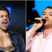 Harry Styles and Sam Smith top shortlist for British LGBT Awards