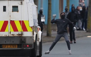 Fresh trouble breaks out in west Belfast