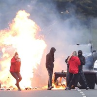 Analysis: Resumed loyalist protests get off to bad start