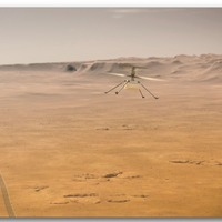 Ingenuity Mars helicopter will be 'pushed to limit' on test flights, Nasa says