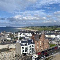 Portrush named second best location for remote working in the UK
