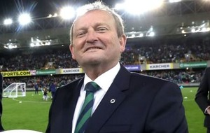 Irish FA president David Martin has been elected FIFA vice-president