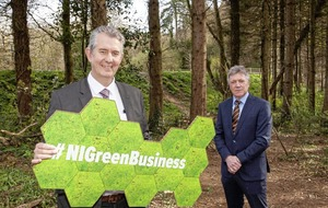 Survey will provide businesses with proof of their green status