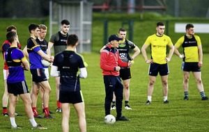 Exciting times ahead for Louth as Mickey Harte takes first Wee County session