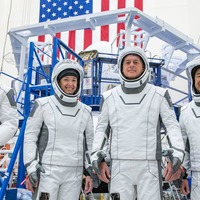 ESA astronaut set for launch on SpaceX Falcon 9 rocket