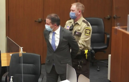 Former police officer Derek Chauvin faces decades in jail after George Floyd murder conviction