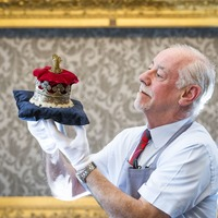 Treasures found in castle's attics and cellars fetch £730,000 at auction