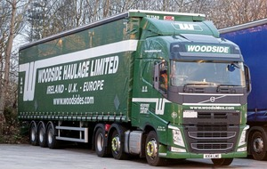 Haulage firm Woodside drives up sales and profits