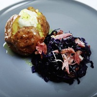 James St Cookery School: Ham hock with red cabbage and a butternut squash and parsnip cassoulet