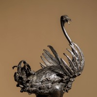 Bronze ostrich sold at auction for £1.8 million