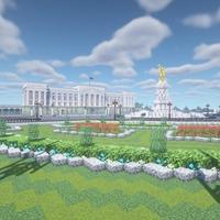 Royal family 'nerd' recreates Buckingham Palace in Minecraft